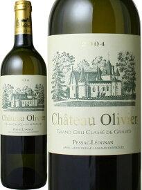 シャトー・オリヴィエ・ブラン [2004] <白> <ワイン/ボルドー>