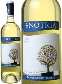 エノトリア・ホワイト [2018] ドゥルファキス・ワイナリー <白> <ワイン/ギリシャ>