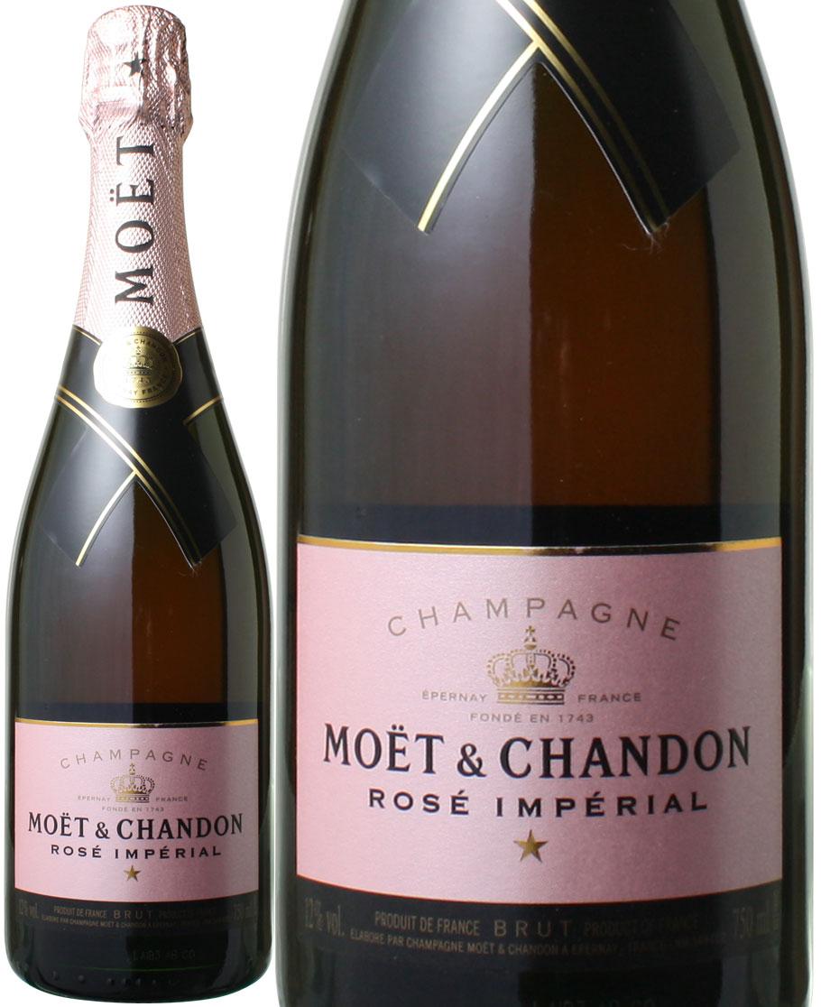 モエ・エ・シャンドン インペリアル・ロゼ NV <ロゼ> <ワイン/シャンパン>