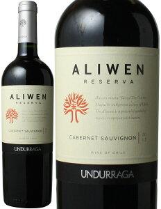 アリウェン レセルバ(レゼルバ) カベルネ・ソーヴィニヨン [2019] ウンドラーガ <赤> <ワイン/チリ> ※ヴィンテージが異なる場合があります。