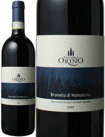 ブルネッロ・ディ・モンタルチーノ [2007] ピアン・デッロリーノ <赤> <ワイン/イタリア>