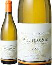 ブルゴーニュ・ブラン [2005] クルティエ・セレクション <白> <ワイン/ブルゴーニュ>