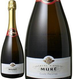 クレマン・ダルザス キュヴェ・プレステージ NV ミューレ <白> <ワイン/スパークリング>