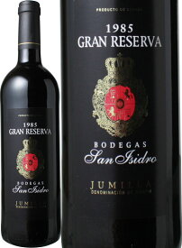ボデガス・サン・イシドロ グラン・レセルバ [1985] <赤> <ワイン/スペイン>