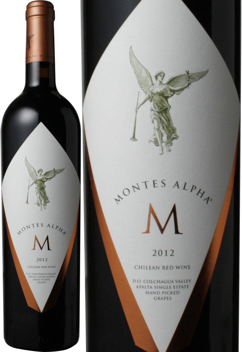 モンテス・アルファ エム [2012] <赤> <ワイン/チリ>