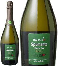 スプマンテ エクストラ・ドライ オーガニック NV ボッター・カルロ <白> <ワイン/イタリア>