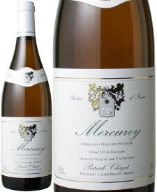 メルキュレイ・ブラン [2000] パトリック・クレルジェ <白> <ワイン/ブルゴーニュ>