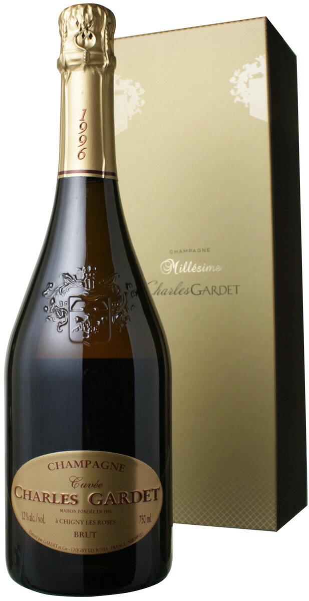 シャルル・ガルデ プレステージュ・シャルル [1996] <白> <ワイン/シャンパン>
