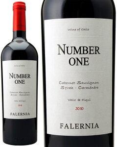 ナンバーワン [2017] ビーニャ・ファレルニア <赤> <ワイン/チリ>【■W040】 ※即刻お取り寄せ品!ヴィンテージ変更と欠品の際はご連絡します!