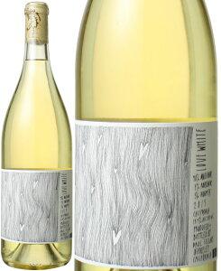 ラブ・ホワイト (マルサンヌ?、ルーサンヌ、 グルナッシブラン、 ピクプール) [2018] ブロック・セラーズ <白> <ワイン/アメリカ>