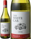 カベルネ100%の白ワイン! ザ・ホワイト・キャブ カベルネ・ソーヴィニヨン ブラン・ド・ノワール [2016] アサラ・ワイン・エステート <白> <ワイン/...
