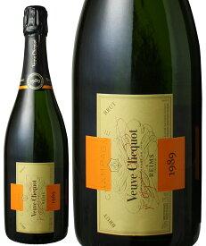 ヴーヴ・クリコ カーヴ・プリヴェ [1989] <白> <ワイン/シャンパン>