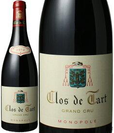 【秋の赤フェア10%OFF対象】クロ・ド・タール [2012] モメサン <赤> <ワイン/ブルゴーニュ>