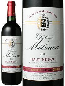 【ポイント10倍】シャトー・ミルカ [2000] <赤> <ワイン/ボルドー>