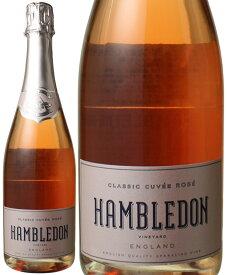 ハンブルドン クラシック・キュヴェ ロゼ NV <ロゼ> <ワイン/スパークリング>