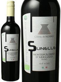 モンテプルチアーノ・ダブルッツォ スネル オーガニック [2016] カンティーナ・マドンナ・デイ・ミラコーリ <赤> <ワイン/イタリア> ※ヴィンテージとラベルデザインが異なる場合がございます