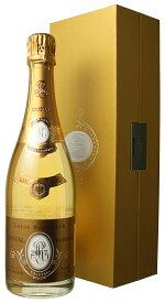 【プレミアム特価】ルイ・ロデレール クリスタル・ブリュット ギフトボックス入り [2012] <白> <ワイン/シャンパン>