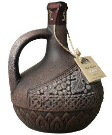 キシ クヴェヴリ 陶器ボトル [2015] <白> <ワイン/ジョージア>