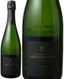 アグラパール レ・セット・クリュ  ブリュット [NV] <白> <ワイン/シャンパン>