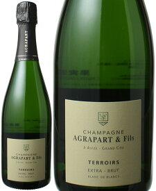 アグラパール ブラン・ド・ブラン テロワール グラン・クリュ [NV] <白> <ワイン/シャンパン>