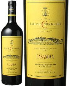 【飲み応えワインSALE】モンテプルチアーノ・ダブルッツォ [2015] バローネ・コルナッキア <赤> <ワイン/イタリア>