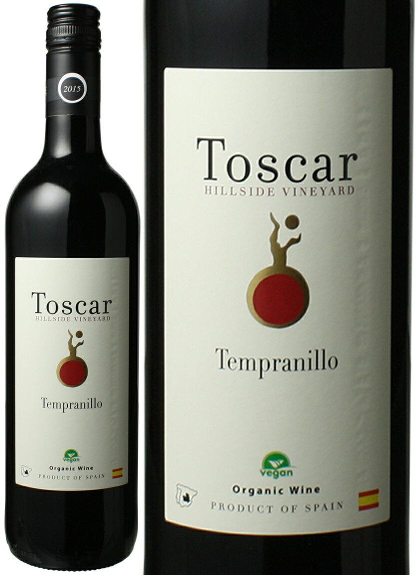 テンプラニーリョ オーガニック [2015] トスカル <赤> <ワイン/スペイン>