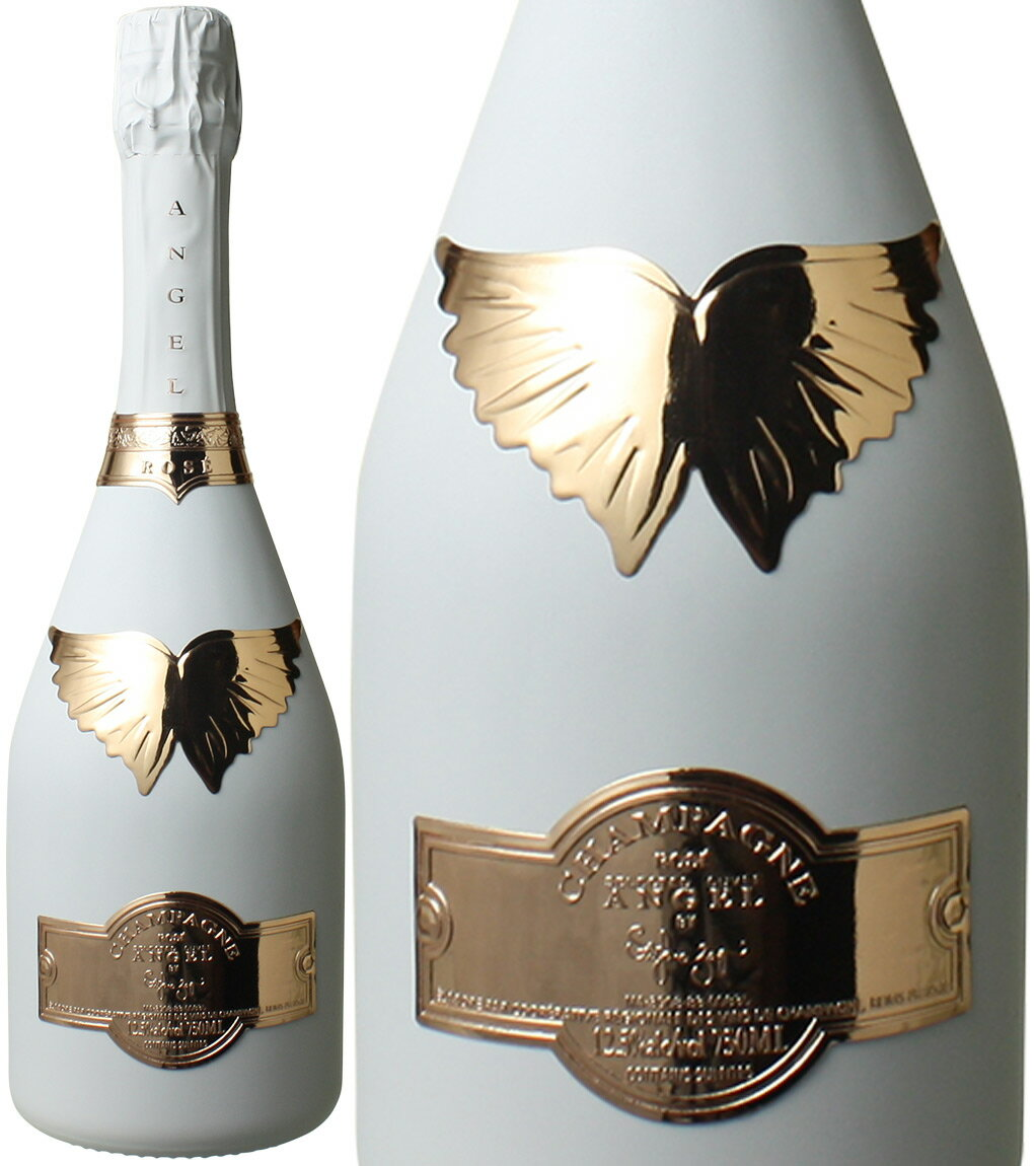 エンジェル ロゼ ホワイト NV <ロゼ> <ワイン/シャンパン>