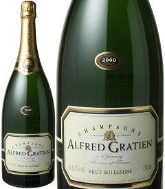 【ポイント10倍】アルフレッド・グラシアン ミレジム マグナム1.5L [2000] <白> <ワイン/シャンパン>