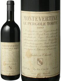 レ・ペルゴーレ・トルテ [1987] モンテヴェルティーネ <赤> <ワイン/イタリア>