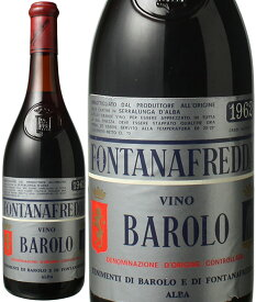 バローロ [1962] フォンタナフレッダ <赤> <ワイン/イタリア>