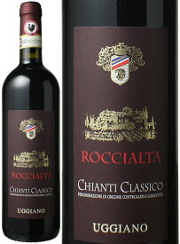 ロッチャルタ キャンティ・クラシコ [2015] ウッジャーノ <赤> <ワイン/イタリア>