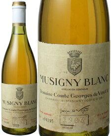 ミュジニー・ブラン [1983] コント・ジョルジュ・ド・ヴォギュエ <白> <ワイン/ブルゴーニュ>