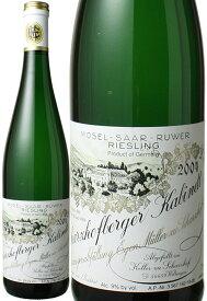 【プレミアム特価】シャルツホーフベルガー リースリング カビネット [2004] エゴン・ミュラー <白> <ワイン/ドイツ>