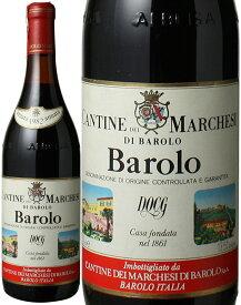 バローロ [1982] マルケージ・ディ・バローロ <赤> <ワイン/イタリア>