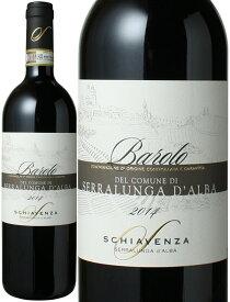 バローロ [2014] スキアヴェンツァ <赤> <ワイン/イタリア>