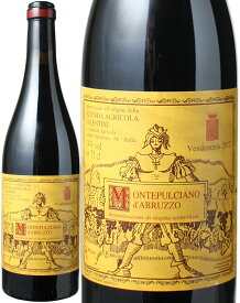 モンテプルチアーノ・ダブルッツォ [2012] ヴァレンティーニ <白> <ワイン/イタリア>