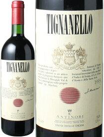 ティニャネロ [1993] アンティノリ <赤> <ワイン/イタリア>