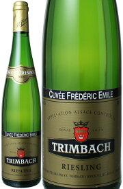 アルザス リースリング キュヴェ・フレデリック・エミール [2006] トリンバック <白> <ワイン/アルザス>