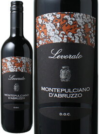 モンテプルチアーノ・ダブルッツォ [2016] レヴォラト <赤> <ワイン/イタリア>