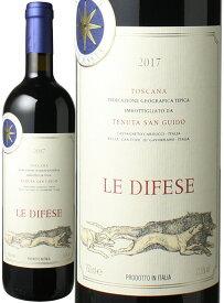 レ・ディフェーゼ [2017] テヌータ・サン・グイード <赤> <ワイン/イタリア>