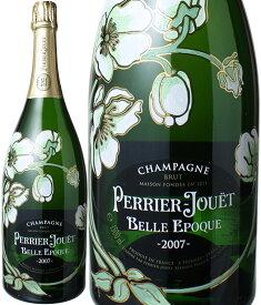 【プレミアム特価】ペリエ・ジュエ ベル・エポック マグナム1.5L [2007] <白> <ワイン/シャンパン>