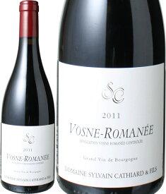 ヴォーヌ・ロマネ [2011] シルヴァン・カティアール <赤> <ワイン/ブルゴーニュ>