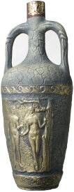 クヴァレリ 陶器ボトル [2015] <赤> <ワイン/ジョージア(グルジア)>