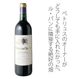 シャトー・ギヨ [1996] <赤> <ワイン/ボルドー>