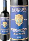 ミレニウム ロッソ・ディ・トスカーナ [2011] レッチャイア <赤> <ワイン/イタリア>