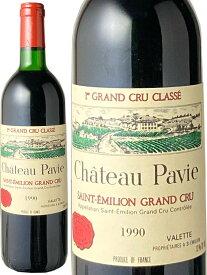【プレミアム特価】シャトー・パヴィ [1990] <赤> <ワイン/ボルドー>