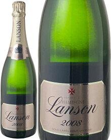 【プレミアム特価】ランソン ゴールド・ラベル ヴィンテージ・ブリュット [2008] <白> <ワイン/シャンパン>