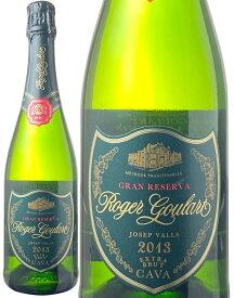 【爽快泡SALE】カヴァ ロジャーグラート グラン・キュヴェ ジョセップ・ヴァイス [2014] <白> <ワイン/スパークリング>※ヴィンテージが異なる場合があります。【カヴァ】
