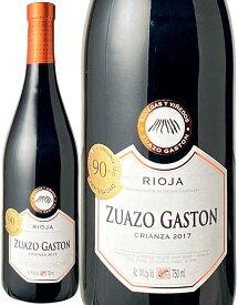 ズアゾ・ガストン クリアンサ [2017] <赤> <ワイン/スペイン>