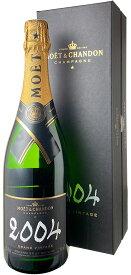 モエ・エ・シャンドン グラン・ヴィンテージ ブリュット [2004] <白> <ワイン/シャンパン>